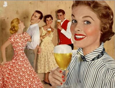 35 pubblicita di birra vintage