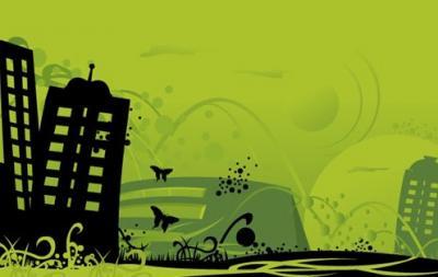 37 attrative cityscape vettoriali per i propri progetti urbani