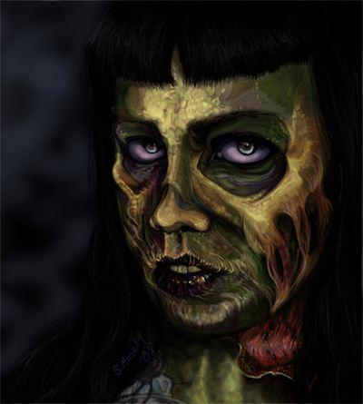 39 immagini di zombie da paura