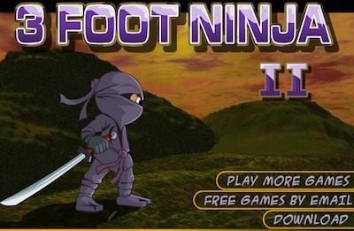 3 Foot Ninja 2