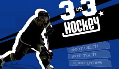3on3 Hockey