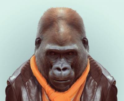 40 bellissimi esempi di ritratti di animali