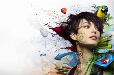 40 creative photo collage ed effetti con photoshop