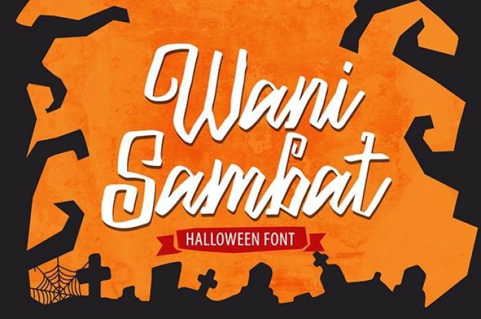40 e oltre bellissimi fonts dedicati ad Halloween