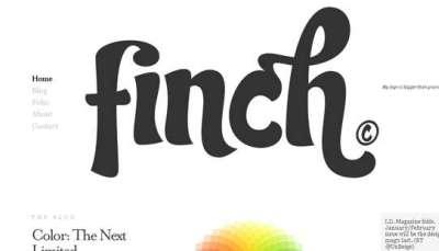 40 meravigliosi siti minimalisti