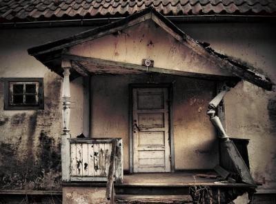 40 misteriosi angoli urbani decadenti in fotografia