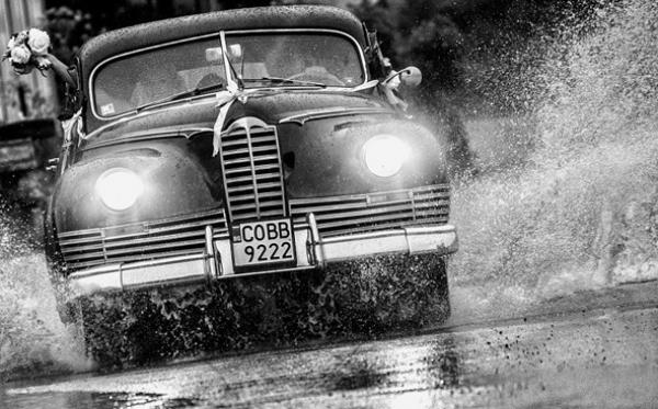 40 perfetti esempi di fotografie di veicoli e trasporti