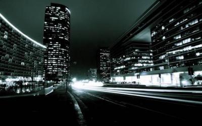 40 sfondi dedicati alle citta di notte