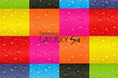 40 sfondi HD per Samsung Galaxy S4