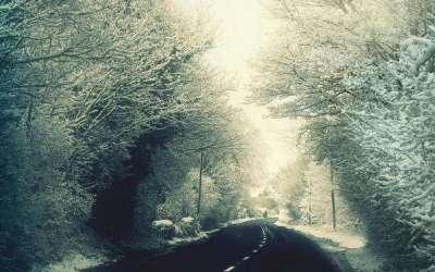 40 sfondi invernali molto cool
