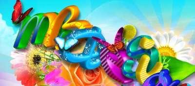 40 siti molto colorati