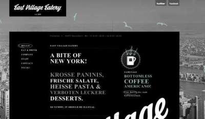 40 siti web in bianco e nero