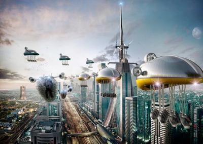 40 strabilianti immagini dal futuro