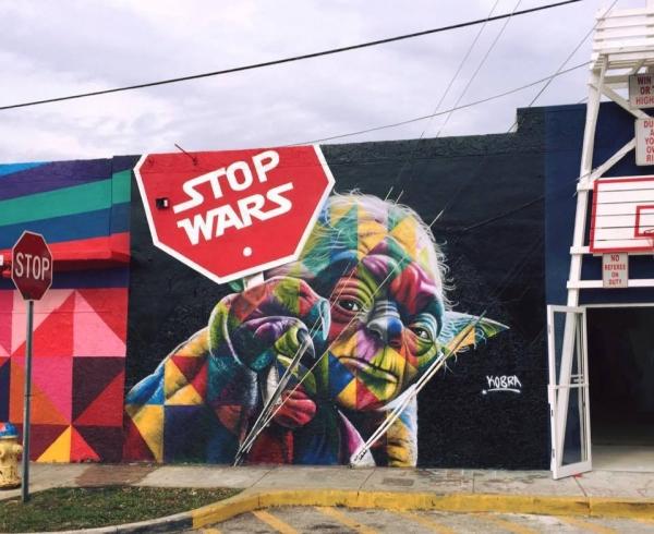 40 street art da tutto il mondo