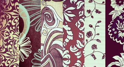 40 texture vintage in stile retro