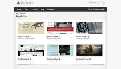 41 temi di wordpress per siti portfolio