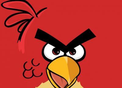 42 eccezionali immagini di Angry Birds