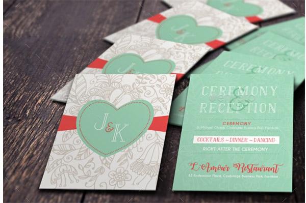 44 biglietti di invito al matrimonio da ispirazione