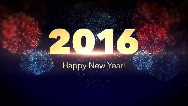 45 bellissimi sfondi HD dedicati al nuovo anno 2016