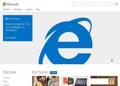45+ esempi di flat web design da ispirazione
