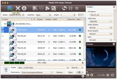 4Media DVD Ripper