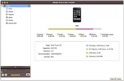 4Media iPod Transfer