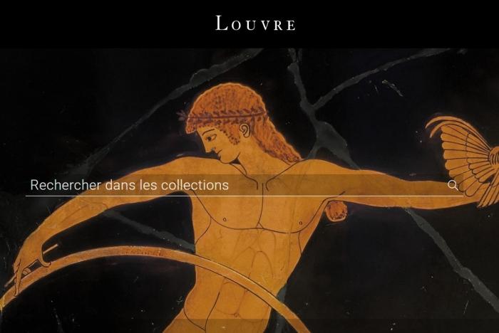 500.000 opere del Museo del Louvre da visitare gratis