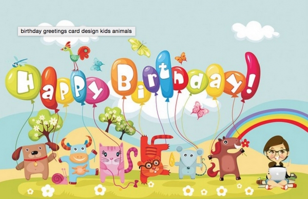 50 cartoline di auguri di buon compleanno