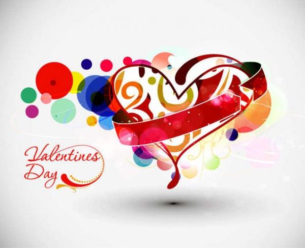 50 disegni dedicati a San Valentino da ispirazione