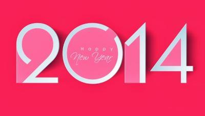 50 e oltre sfondi per il nuovo anno 2014