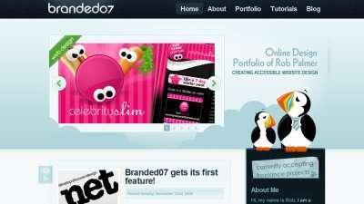 50 eccellenti esempi di siti portfolio