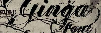 50 graziosi fonts di scrittura a mano
