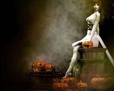 50 Halloween Wallpapers