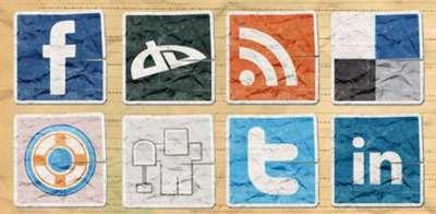50 icons sets gratuiti di social media
