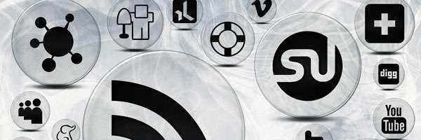 50 impressionati sets di icone sociali