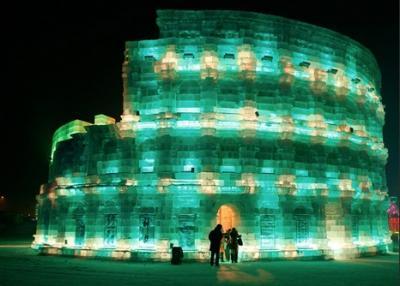 50 magnifiche sculture di ghiaccio oltre la immaginazione