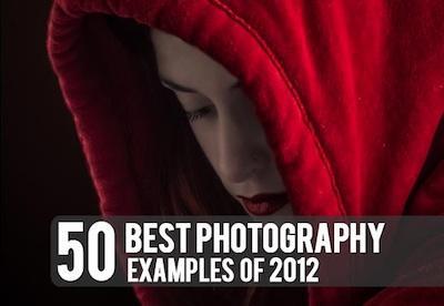 50 migliori esempi di fotografie del 2012