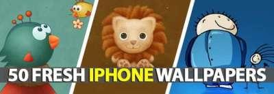50 nuovi sfondi per iPhone
