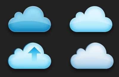 50 ottime icone dedicate al cloud
