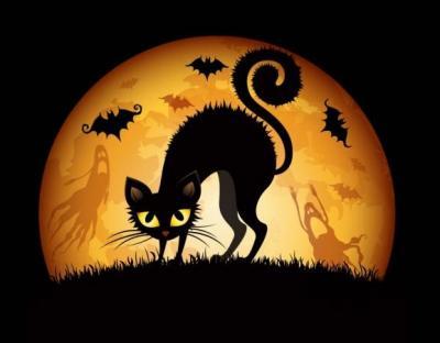 50 sfondi di halloween