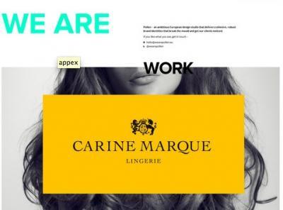 50 siti web dal design minimalista