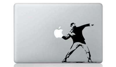 50 stickers creativi per Macbook