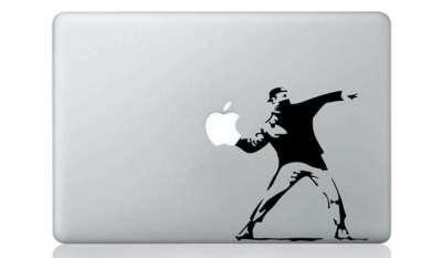 50 stickers creativi per Macbook