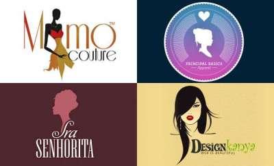 55 loghi creativi a tema fashion