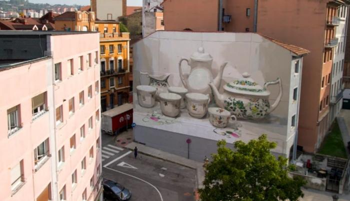5 artwork dal festival dello street-art di Ovideo