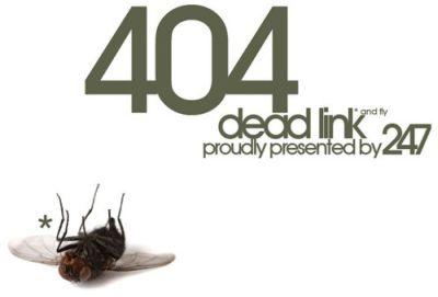 60 creative pagine di errore 404