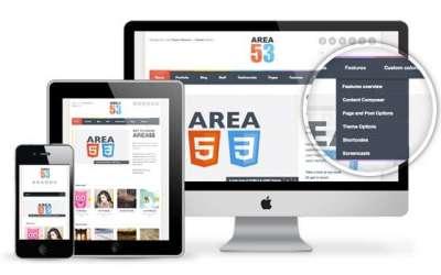 60 e oltre temi responsive per Wordpress