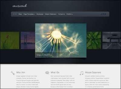 60 temi per siti portfolio