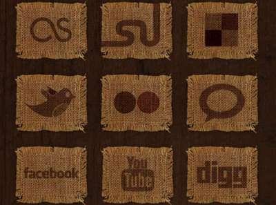 88 collezioni massive di icone di social media