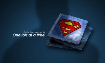 8 Condom veramente super geek